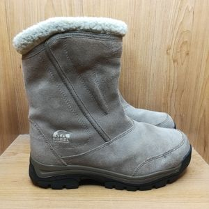 Sorel Waterfall Waterproof Boots Women's Size 8.5